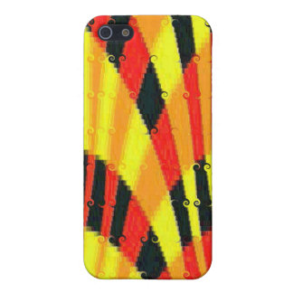 FLASHY BRIGHT PLASTIC i PHONE COVER Cases For iPhone 5