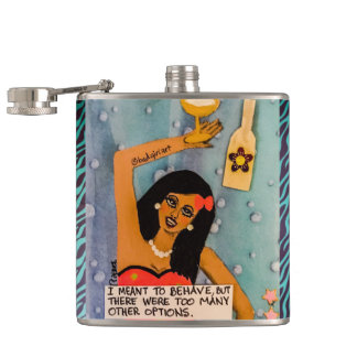 Flask-I meant to behave Hip Flask