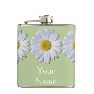 Flask - New Daisy on Sage