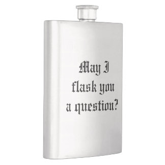 Flasking Questions - flask