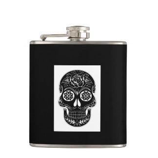 Flasks: Black Skull Flask