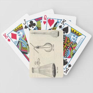 Flasks Poker Deck