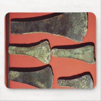 Flat Axes, prehistoric Mouse Pad