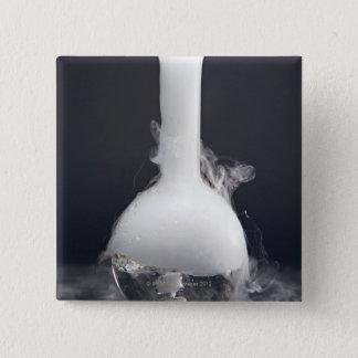 Flat-bottom Flask 15 Cm Square Badge