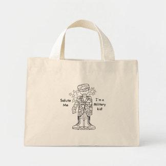 Flat Brat(tm) Military Kid bag