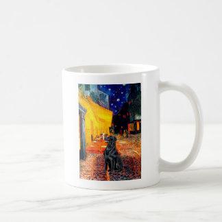 Flat Coated Retriever 1 - Terrace Cafe Coffee Mug