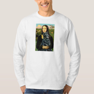 Flat Coated Retriever 2 - Mona Lisa T-Shirt