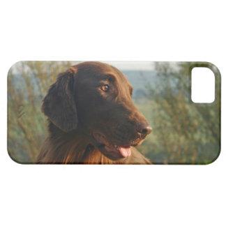 Flat Coated Retriever custom iphone 5 case mate