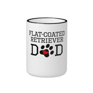 Flat-Coated Retriever Dad Mug