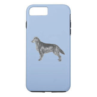 Flat Coated Retriever iPhone 7 Plus Case