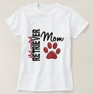 Flat-Coated Retriever Mom 2 Tshirt