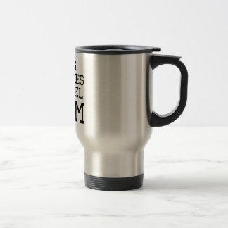 Flat-Coated Retriever Mom Coffee Mugs