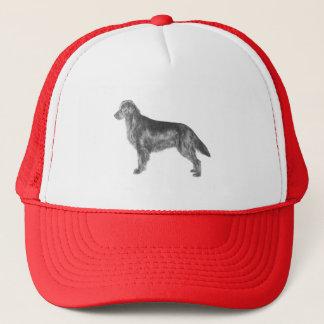Flat Coated Retriever Trucker Hat