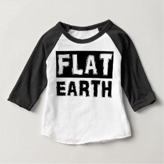 FLAT EARTH BABY SHIRT