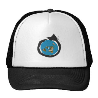 Flat Earth Designs - CAT MAP CLASSIC Cap