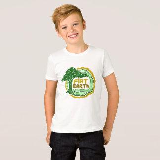 Flat Earth Designs - Flat Earth Tree of Life T-Shirt