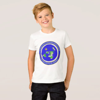 Flat Earth Designs - Intelligence League USA T-Shirt
