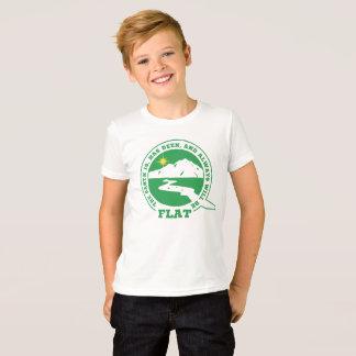 Flat Earth Designs - It's Always Been FLAT T-Shirt