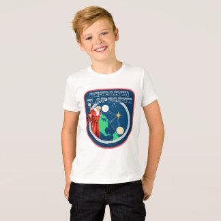 Flat Earth Designs - Research Flat Earth Wizard T-Shirt