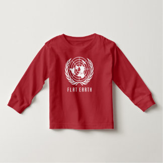 Flat Earth TODDLER SHIRT