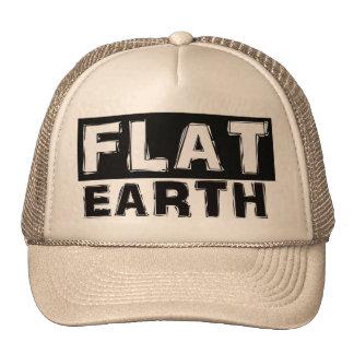 Flat Earth Trucker Cap