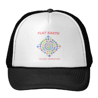 Flat Earth You Will Understand Cap