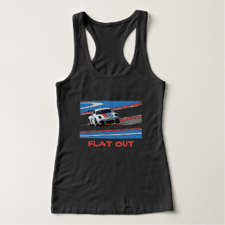FLAT OUT SINGLET