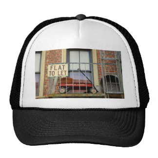 Flat To Rent Mesh Hat