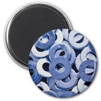 Flat washers 6 cm round magnet