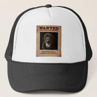 FlatCoatedRetriever Trucker Hat
