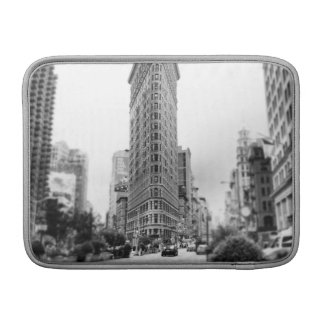Flatiron Building Laptop Case Sleeves For MacBook Air