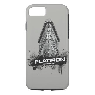Flatiron Building New York City NYC iPhone Case