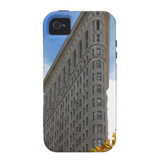 Flatiron Building Photo in NYC iPhone4 Case