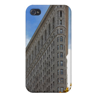 Flatiron Building Photo in NYC iPhone 4 Case