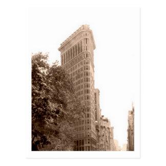Flatiron Building Postcard