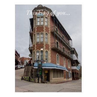 Flatiron Flats Eureka Postcard