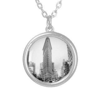 Flatiron Photo Necklace