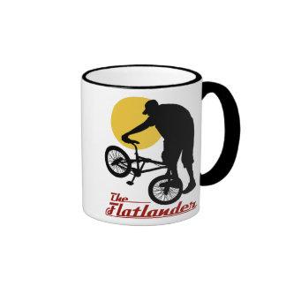 Flatlander BMX Coffee Mug