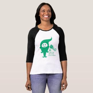 Flattery it solves, it is T-Shirt