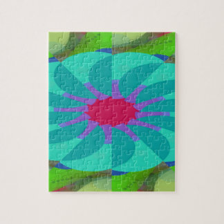 Flavored Philanthropy Pattern Jigsaw Puzzle