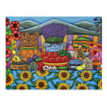 Flavours of Provence Postcard