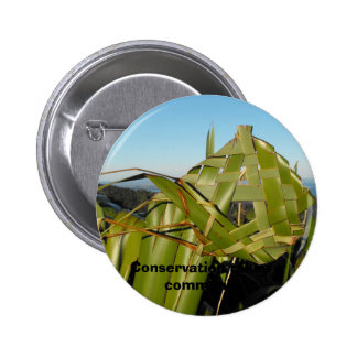 Flax Weaving Pin