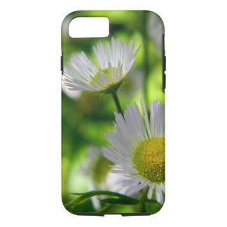 fleabane daisy design iPhone 8/7 case