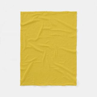 "Fleece Blanket 30""x40"" - Burlywood Brown"