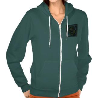 Fleece jacket womans