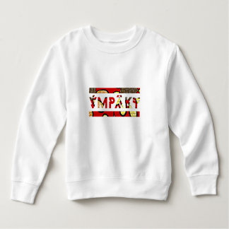 Fleece-lined Sweatshirt for the toddlers,