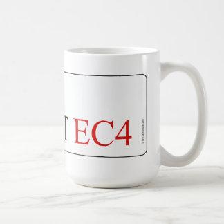 Fleet Street Coffee Mug