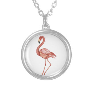 Fleming Silver Plated Necklace