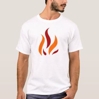 Fleming talk orange T-Shirt