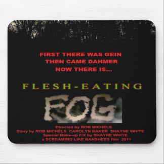 flesh-eating fog mousepad
